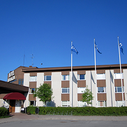 Welcome to Optima Hotel Roslagen!