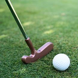 Ska ni till vackra roslagen och spela golf?